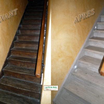 rénovation escalier Le Fil du Bois (10)