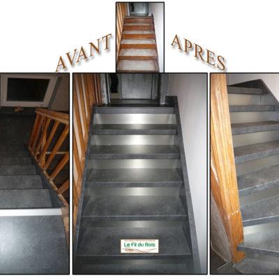 rénovation escalier Le Fil du Bois (11)