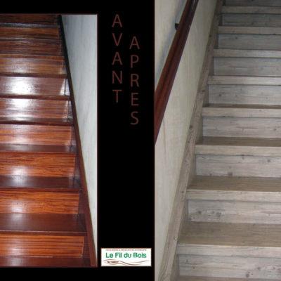 rénovation escalier Le Fil du Bois (13)