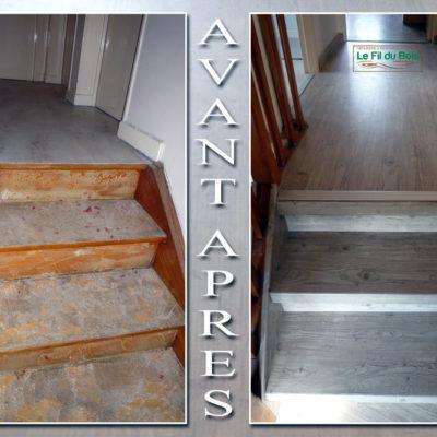 rénovation escalier Le Fil du Bois (4)