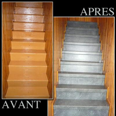 rénovation escalier Le Fil du Bois (7)